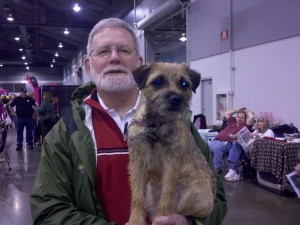 Jim Primmer and Snickers